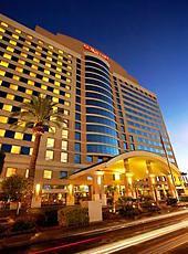 ネッサンス ラスベガス ホテル Las Vegas Marriott