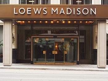 ロウズ マディソン ホテル
