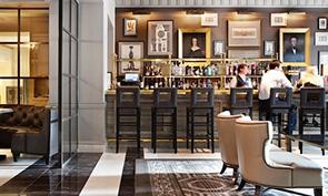 ロウズ マディソン ホテル レストラン