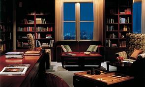 ロウズ フィラデルフィア ホテル 娯楽室
