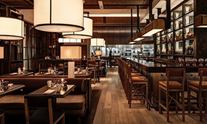 ロウズ フィラデルフィア ホテル レストラン