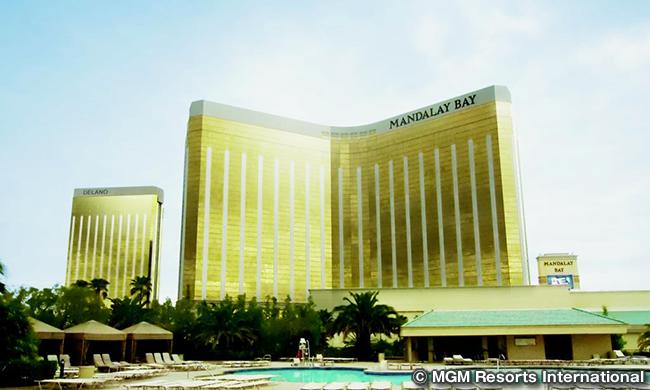 マンダレイ ベイ リゾート & カジノ Mandalay Bay Resort & Casino