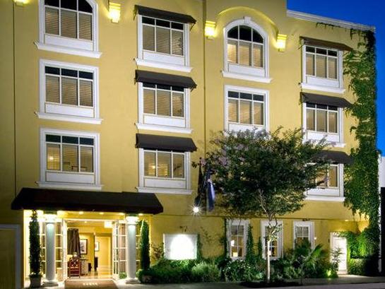 モザイク ホテル