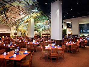 ニューヨーク ニューヨーク ホテル レストラン