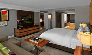 ノブ ホテル アット シーザース パレス Nobu Hotel at Caesars Palace