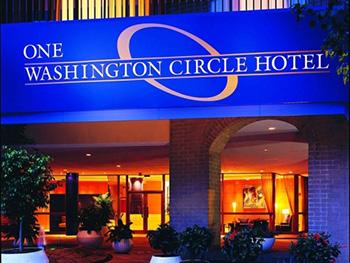 ワン ワシントン サークル ホテル