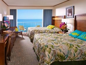 パシフィック ビーチ ホテル 部屋