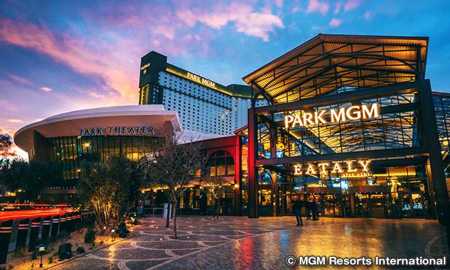 パーク MGM ラスベガス Park MGM Las Vegas