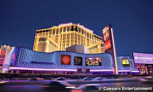 プラネット ハリウッド ラスベガス リゾート & カジノ