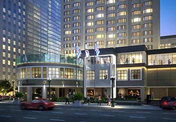 ルネッサンス シカゴ ダウンタウン ホテル