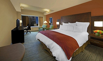 ルネッサンス シアトル ホテル