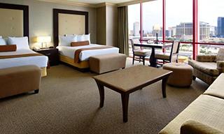 リオ オールスイート ホテル & カジノ Rio All Suite Hotel & Casino
