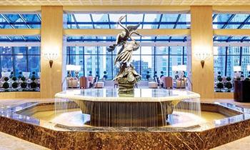 リッツカールトン シカゴ ア フォー シーズンズ ホテル