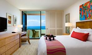ロイヤル ハワイアンの部屋