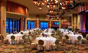 ロイヤル ハワイアンのレストラン