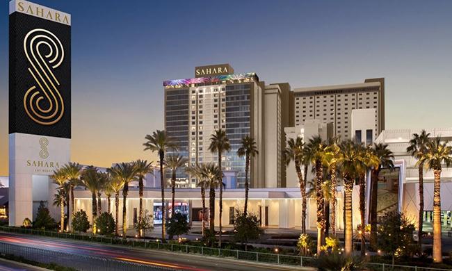 ネッサンス ラスベガス ホテル SAHARA Las Vegas