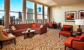 シェラトン デンバー ダウンタウン ホテル