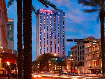 シェラトン ニューオリンズ ホテル