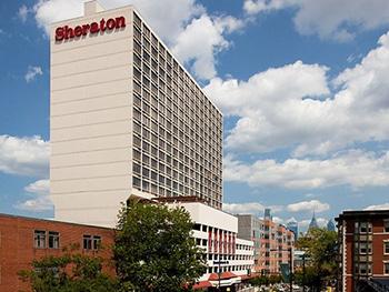 シェラトン フィラデルフィア ユニバーシティ シティ ホテル
