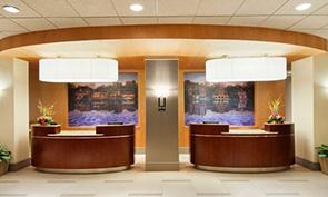 シェラトン フィラデルフィア ユニバーシティ シティ ホテル フロント