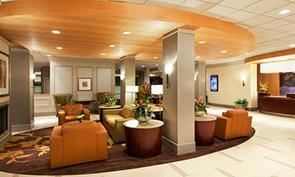 シェラトン フィラデルフィア ユニバーシティ シティ ホテル ロビー