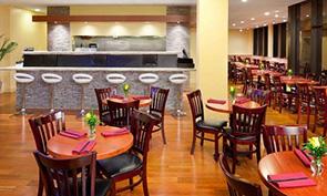 シェラトン フィラデルフィア ユニバーシティ シティ ホテル レストラン