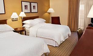 シェラトン ウエストポート シャレー ホテル セント ルイス