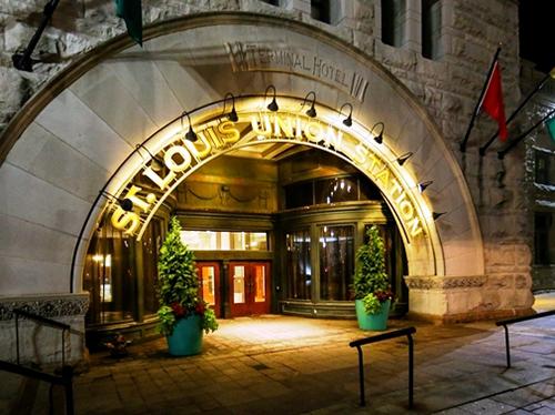 セント ルイス ユニオン ステーション ホテル キュリオ コレクション バイ ヒルトン