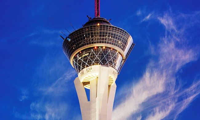 ネッサンス ラスベガス ホテル Stratosphere Hotel, Casino & Tower, BW Premier Collection