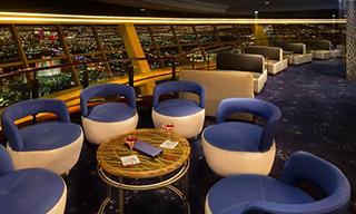 ストラトスフィアー ホテル カジノ & タワー BW プレミア コレクション 部屋