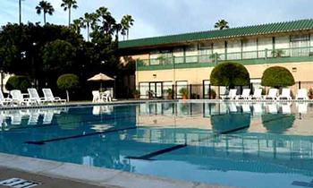 アナハイム ホテル