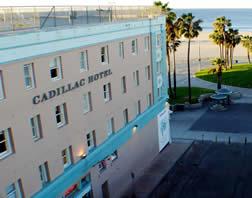 キャディラック ホテル