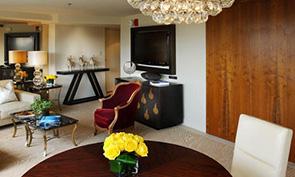 デュポン サークル ホテル リビング