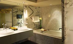 デュポン サークル ホテル バスルーム
