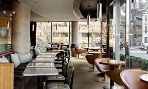 デュポン サークル ホテル レストラン