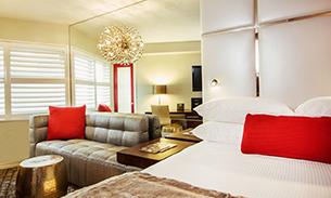 グラフトン オン サンセット ホテル