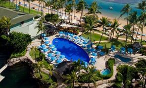 ザ・カハラ・ホテル & リゾートのプール