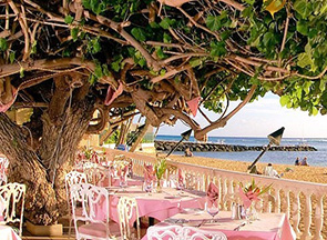 ニューオータニ カイマナ ビーチ ホテル レストラン