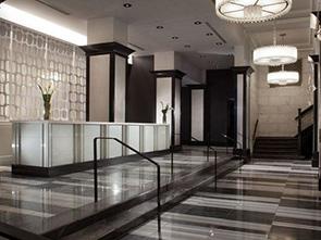 シルバースミス ホテル