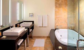 ワーウィック ホテル リッテンハウス スクエア バスルーム