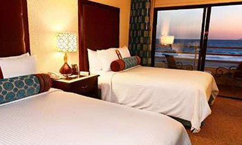 ウォーターフロント ビーチ リゾート ア ヒルトン ホテル
