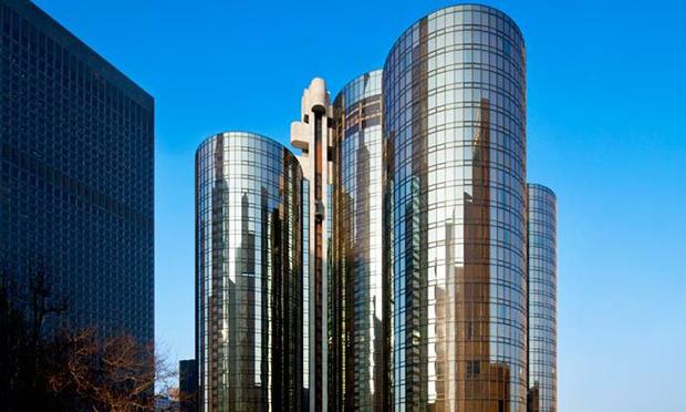 ウェスティン ボナベンチャー ホテル & スイーツ ロサンゼルス
