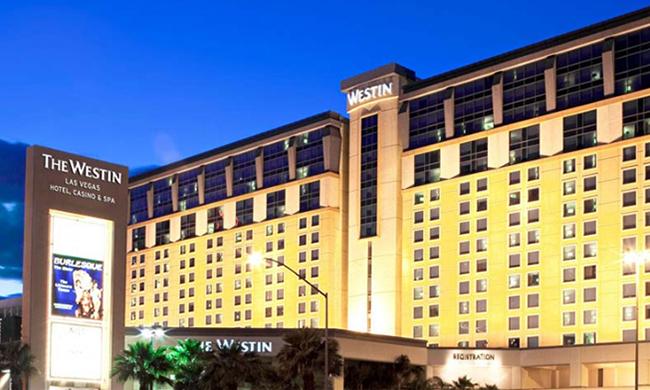 ウェスティン ラスベガス ホテル カジノ & スパ The Westin Las Vegas Hotel & Spa