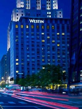 ウェスティン ミシガン アベニュー シカゴ