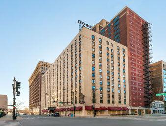 トラベロッジ ホテル ダウンタウン シカゴ