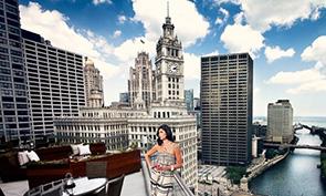 トランプ インターナショナル ホテル & タワー シカゴ