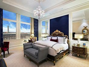 トランプ インターナショナル ホテル ワシントン DC