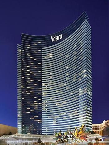 ヴィダラ ホテル & スパ アット アリア ラスベガス Vdara Hotel & Spa at Aria Las Vegas