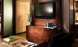 ヴィダラ ホテル & スパ アット アリア ラスベガス 部屋