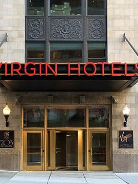 バージン ホテルズ シカゴ